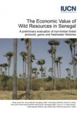 The economic value of wild resources in Senegal